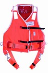 Safety harness 5010 c/w belt integrated in air jacket and A8
