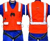 Safety harness 1142 c/w west and belt