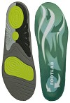Insole Stabil track, neutral to low arch